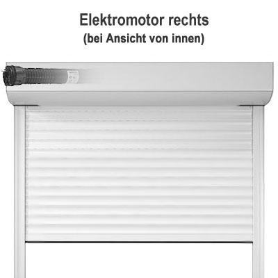 Motorvariante Elektrischer Rollladen Kompakt Kasten C16