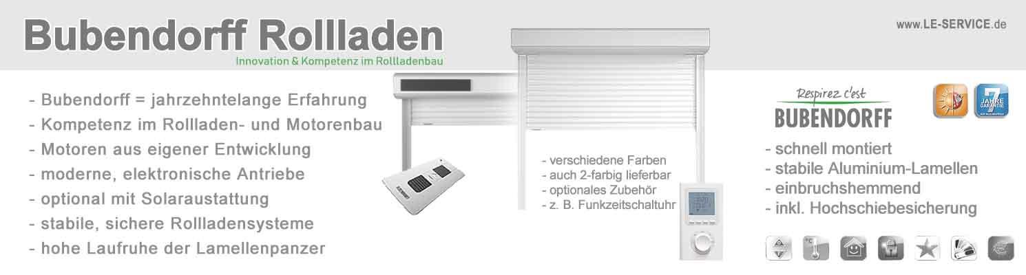 bubendorff rollladen elektrische vorbaurollladen auch mit solar. Black Bedroom Furniture Sets. Home Design Ideas