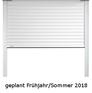 Bubendorff MONO ID3 elektrischer Rollladen